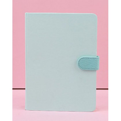 Multicolor Hard Cover A5 Magnetic Notebook Journal Diary Stationery Gift Ideas for School / Home / Office ; Buku Nota